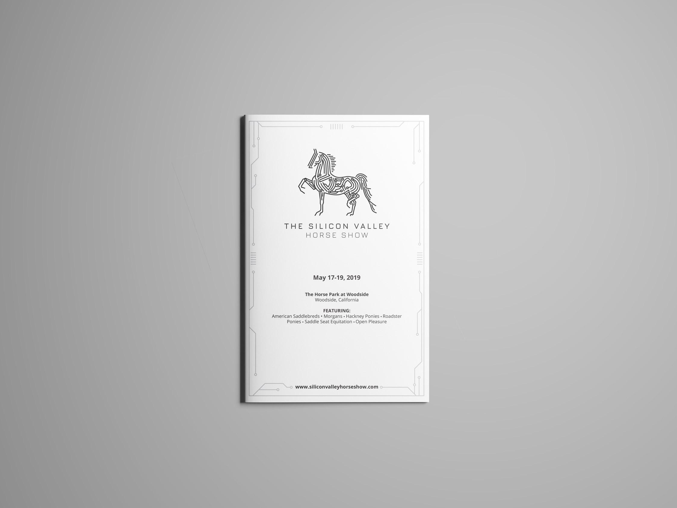 Silicon Valley Horse Show Program/Schedule