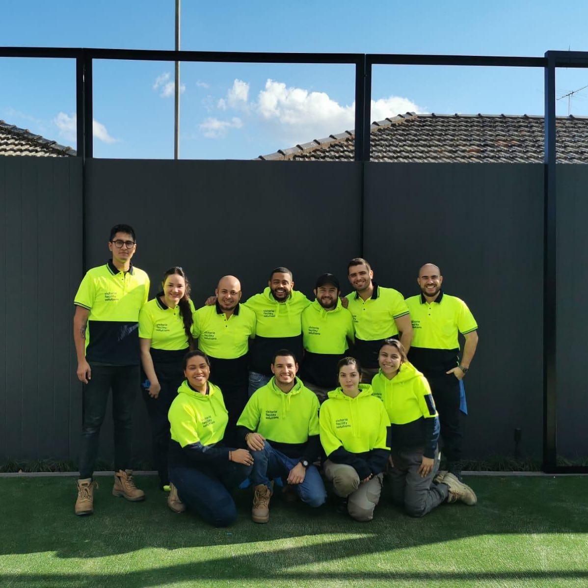 Victoria Facility Solutions Team