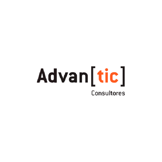 Logo patrocinador Advantic