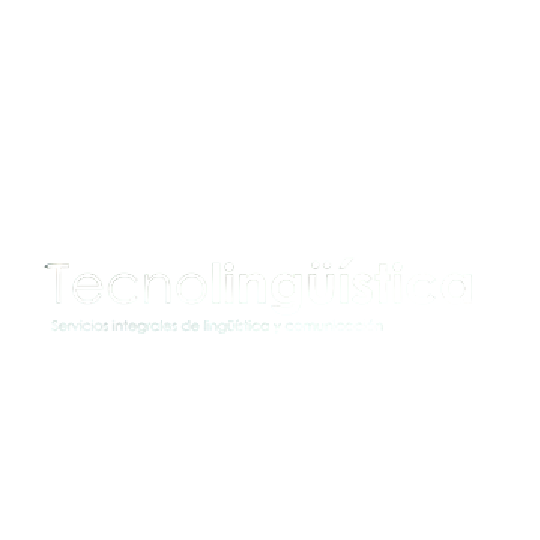 Logo patrocinador Texnolingüistica