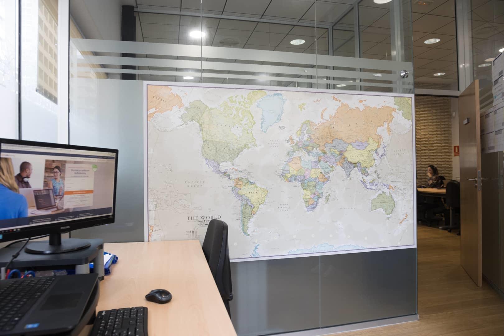 Oficina centro de negocios Valencia