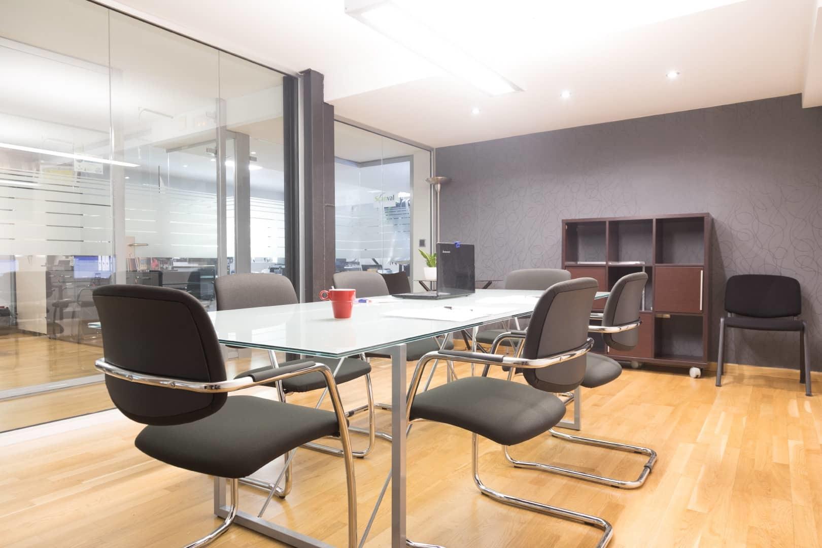 Despachos centro de negocios valencia