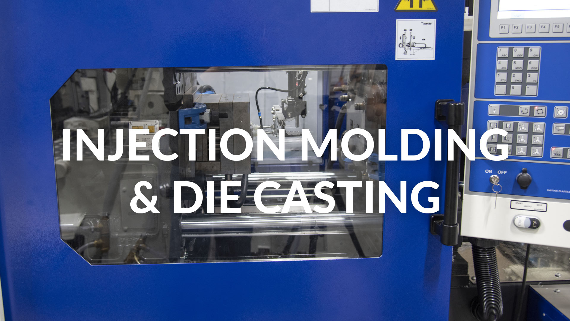 Pdat - Injection molding & Die casting