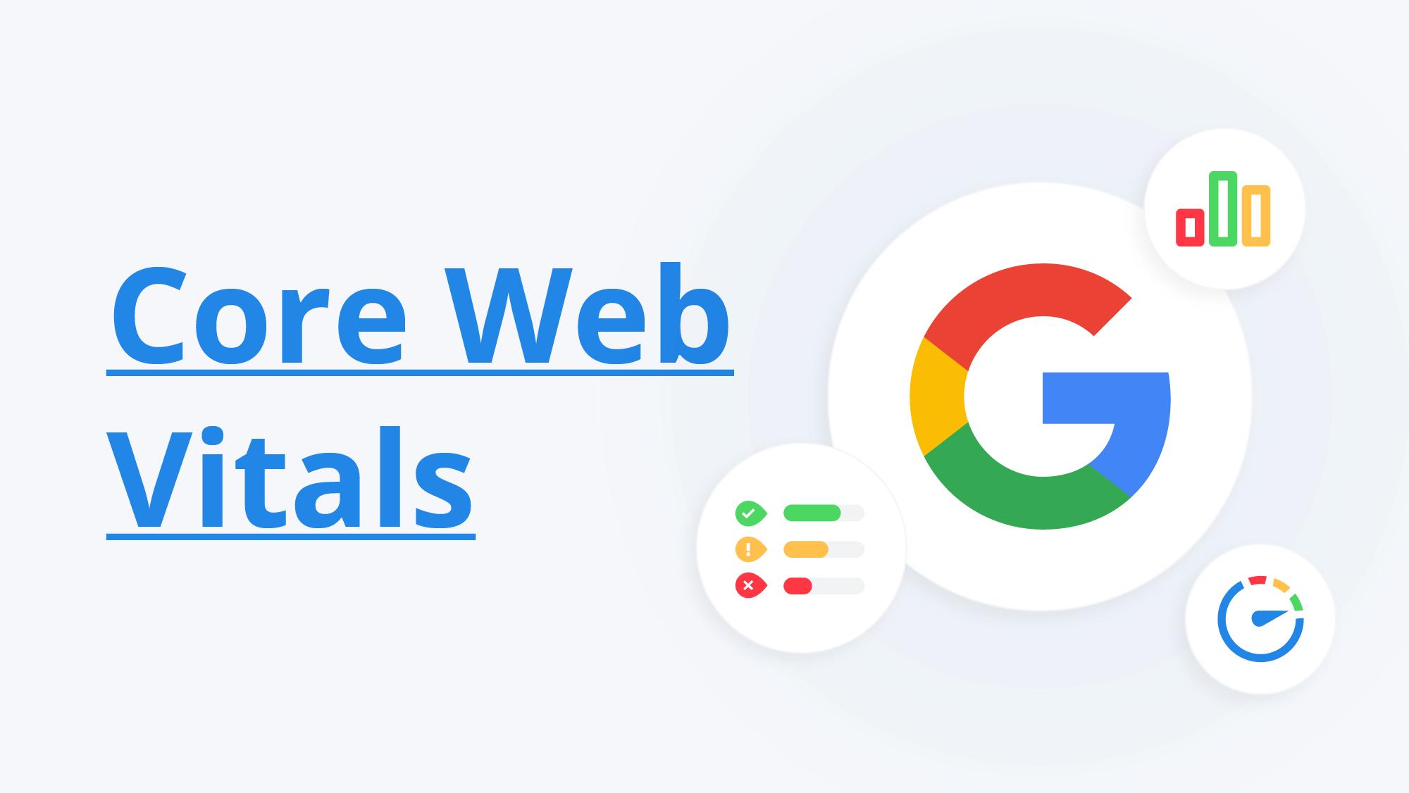 Core Web Vitals article