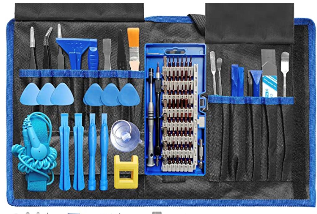 Tech kit by gadgetwiz