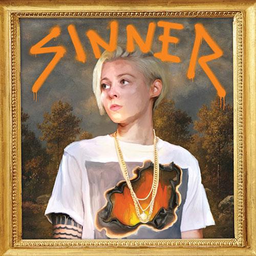 Sinner EP cover
