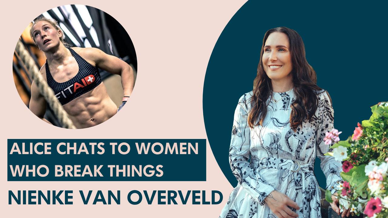 Nienke van Overveld on breaking stereotypes of women's bodies