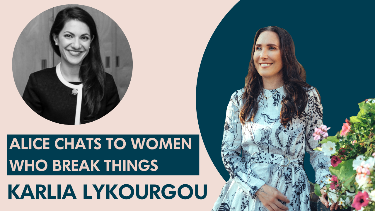 Karlia Lykourgou on breaking barriers to gender equality