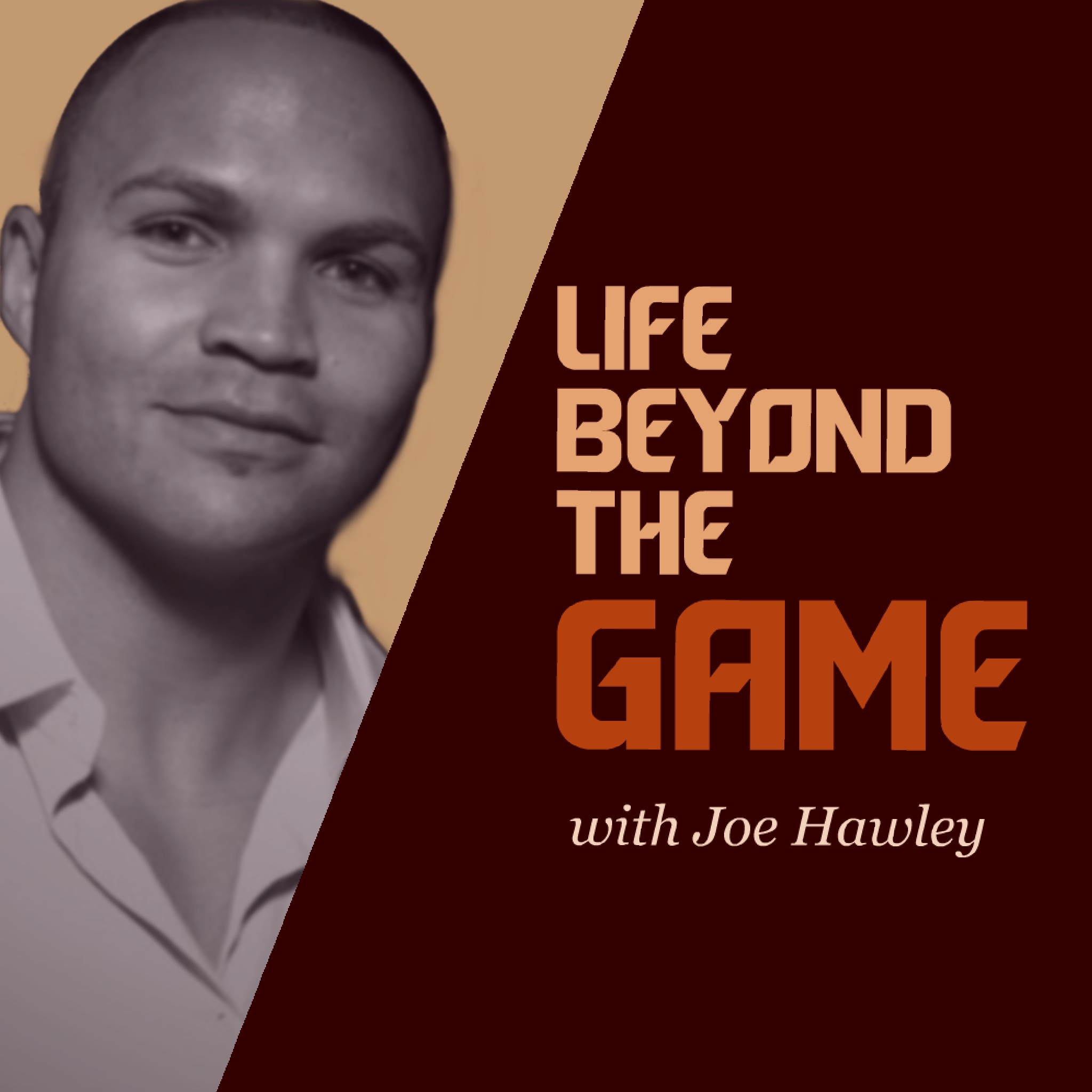 Femi Ayanbadejo, former NFL and founder of HealthReel on Life Beyond the Game podcast with Joe Hawley