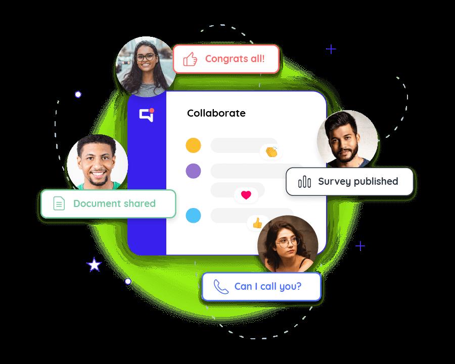 Collaboration Talkspirit Case study
