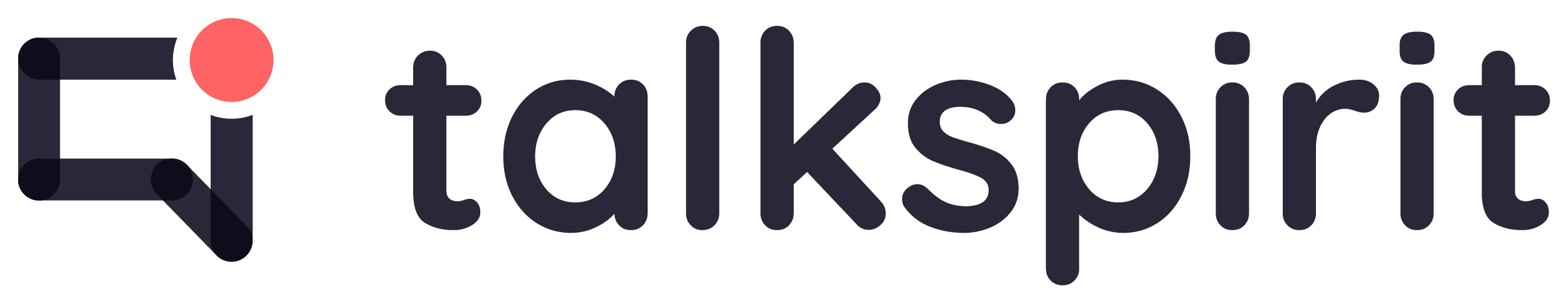 Talkspirit dark logo