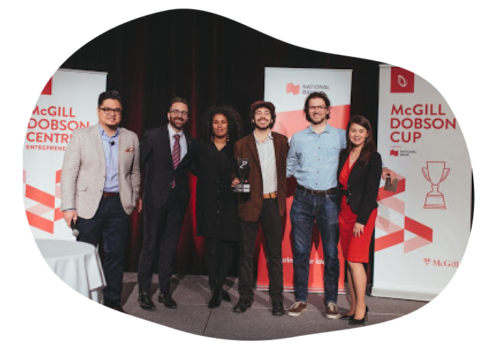 Circulus Agtech team wins 3rd place at the McGill Dobson Cup