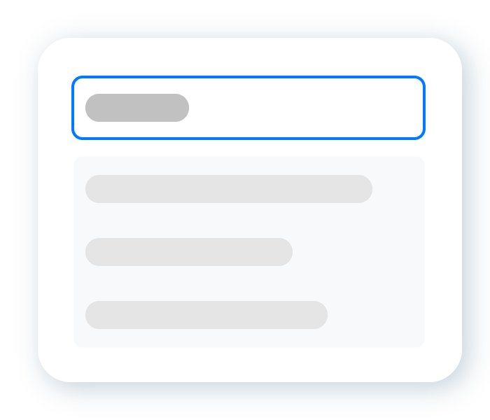 Clara's time saving autocomplete feature for your CD Register