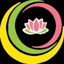 lotus universal enlightenment forum logo, religion, mind, individual, human being, virtue