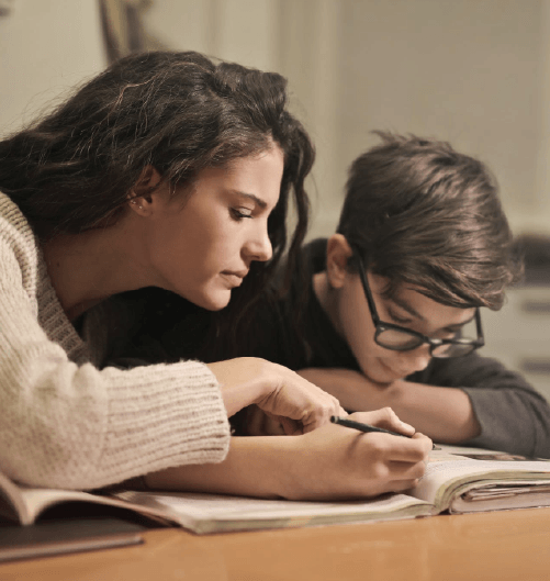 reading tutor math tutor