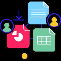 Co-publishing of documents