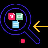 Import / consultation de fichiers xls, doc et ppt