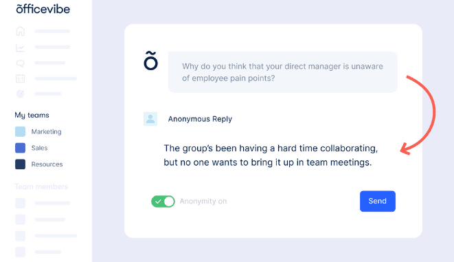 Officevibe employee engagement