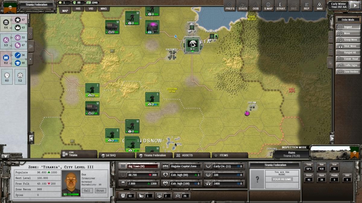 Shadow Empire screenshot