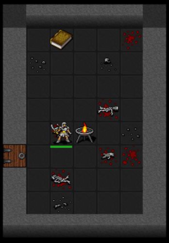 Zorbus dungeon room 1