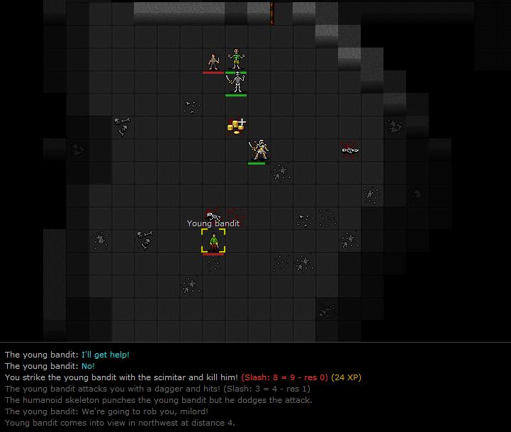 Zorbus Ambush by thieves