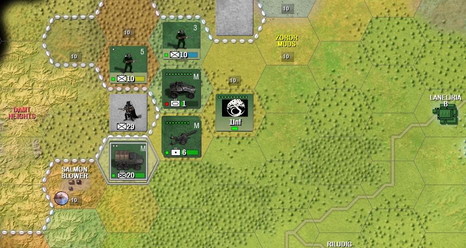 Shadow Empire Dark Vale Siege