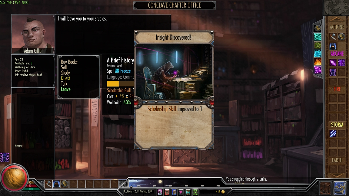 Archmage Rises Insight Discovered