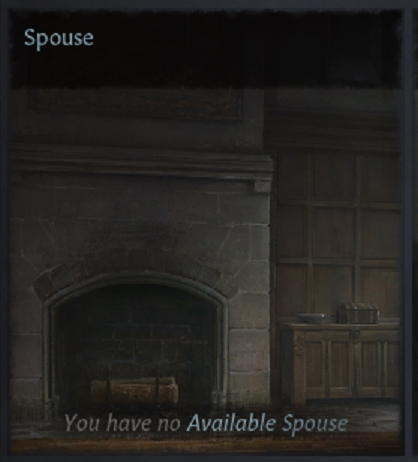 Crusader Kings 3 No Spouse in Council