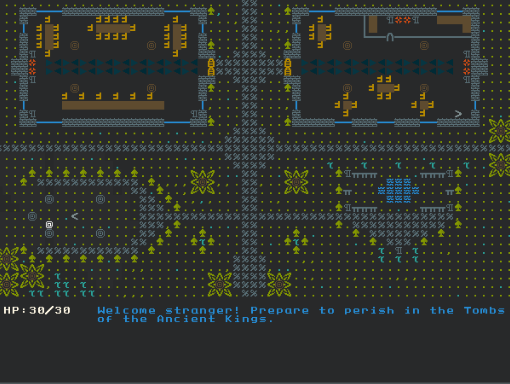 Pixel Town of Dunhearth