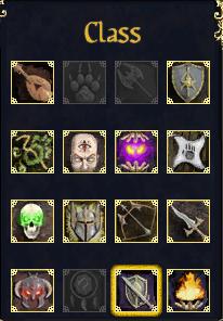 Everquest Character Classes