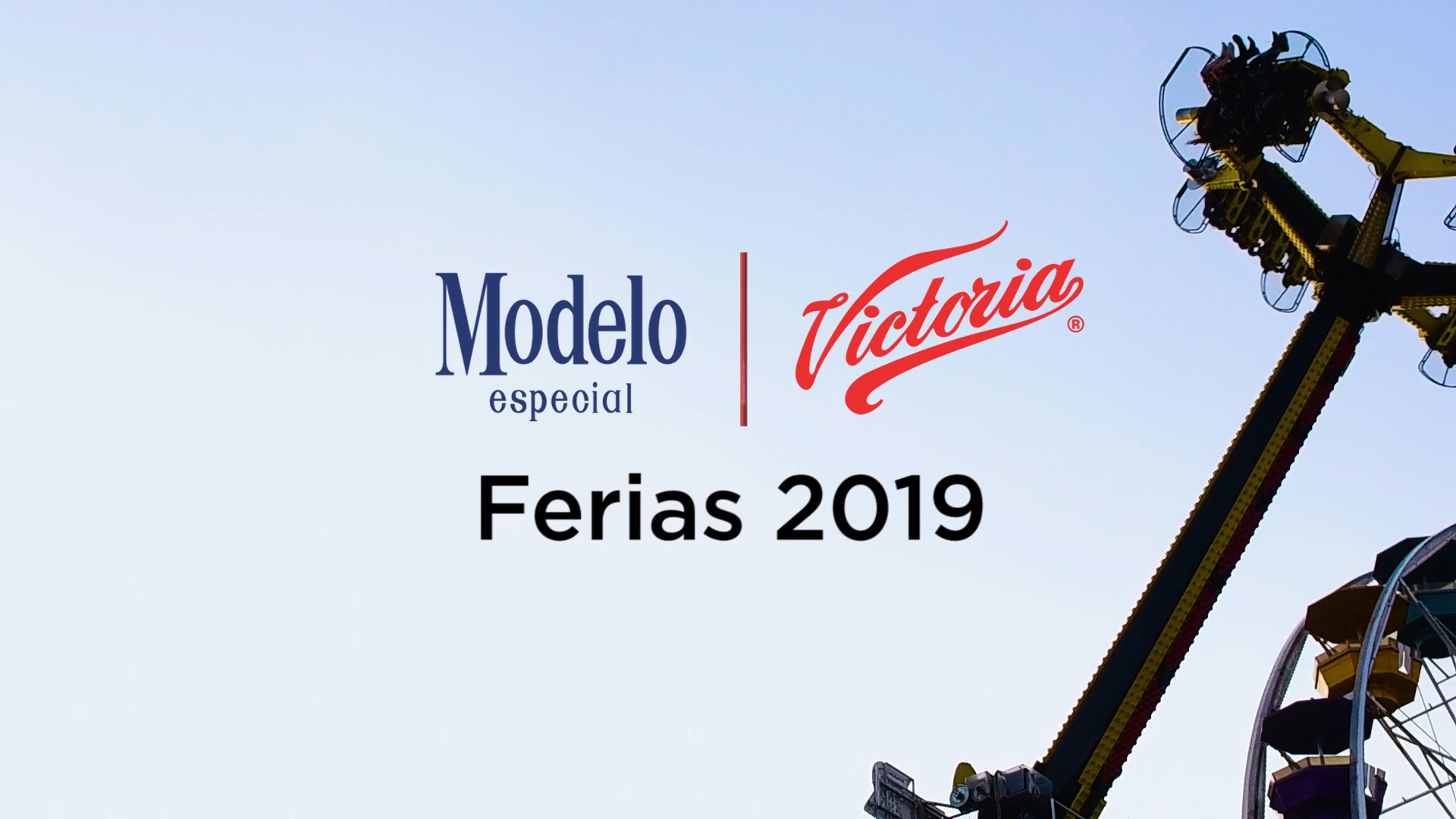 Modelo y Victoria Ferias Nacionales