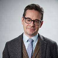 Professor Richard Gilbertson.