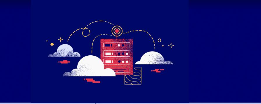 Cloud (Didn't) Kill The Data Center Star