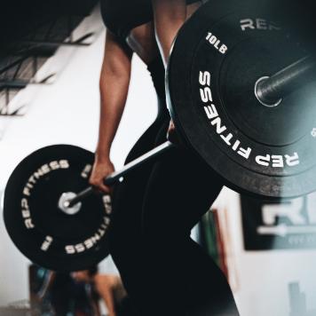 Woman exercising at TriActive gym, Euroa