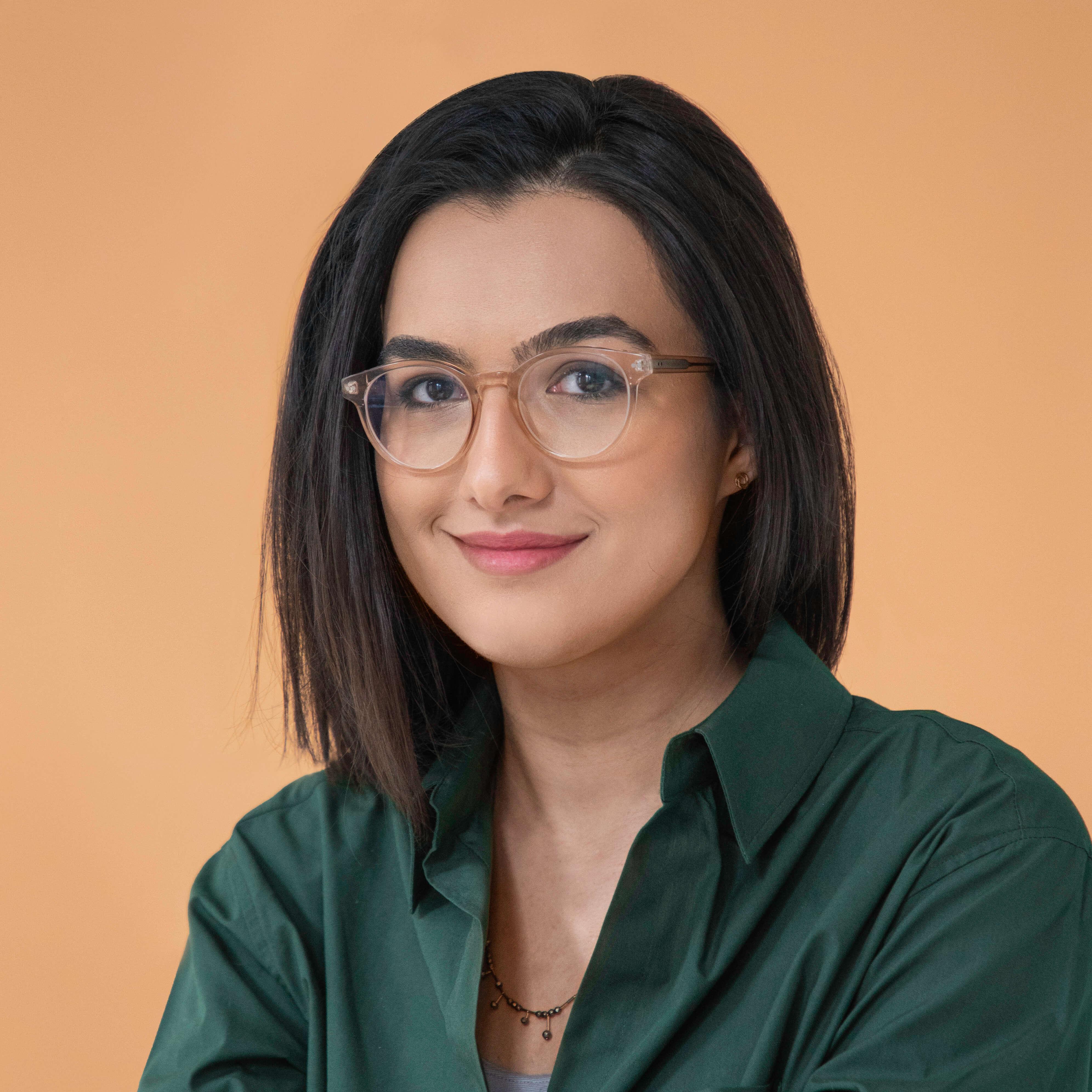 Andreea Bora portrait photo Marlon Studio co-founder