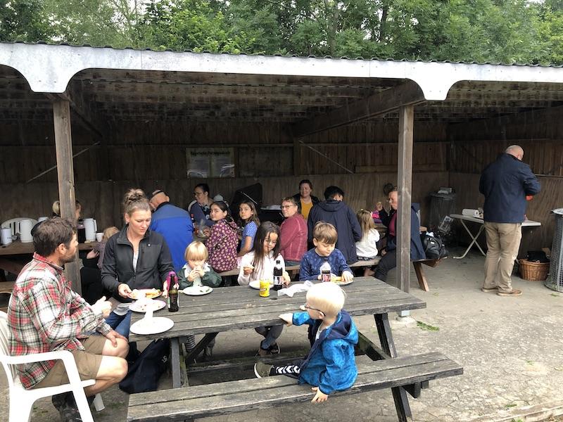 Besøg i Kogsbølle madklub