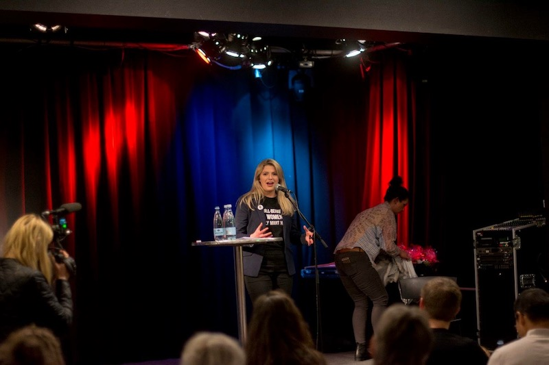 8. Marts i Odense