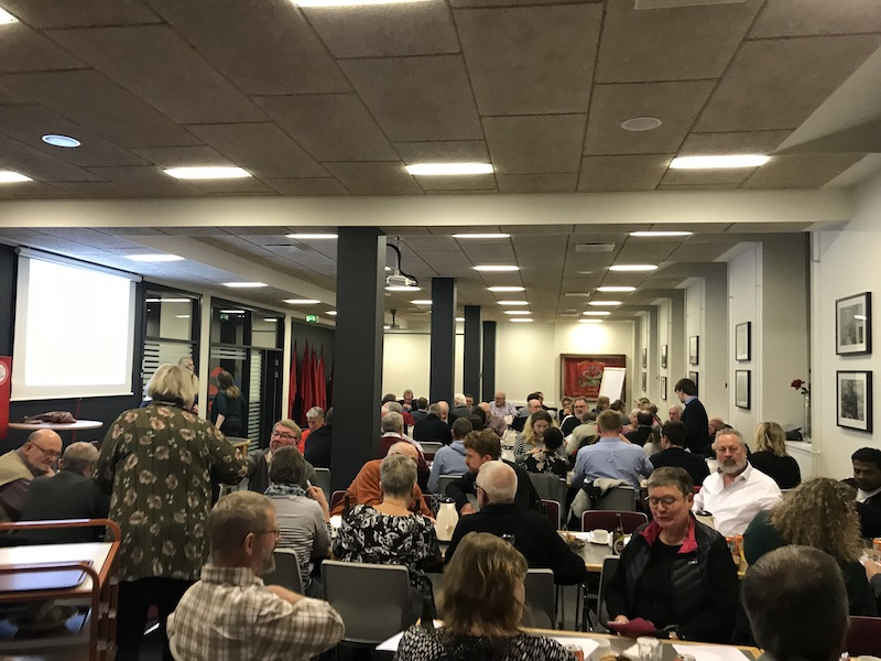 Socialdemokratiets partiforening i Nyborg Kommune