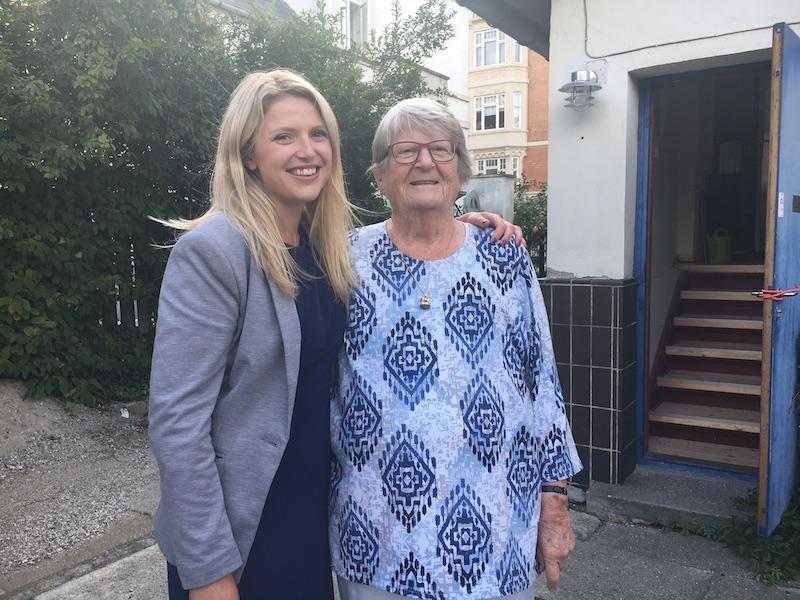 Karen Møller, tidligere borgmester i Karlebo