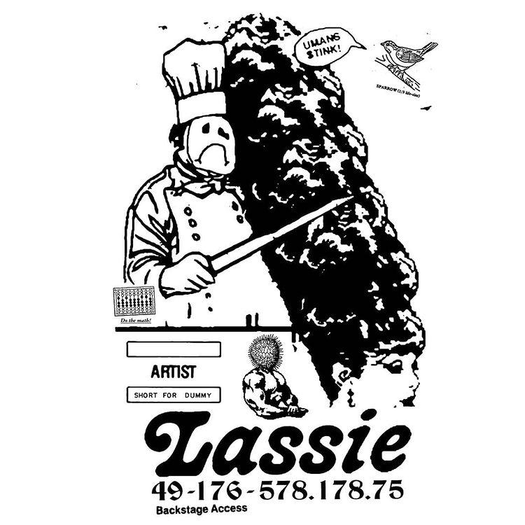 Lassie Shirt Design