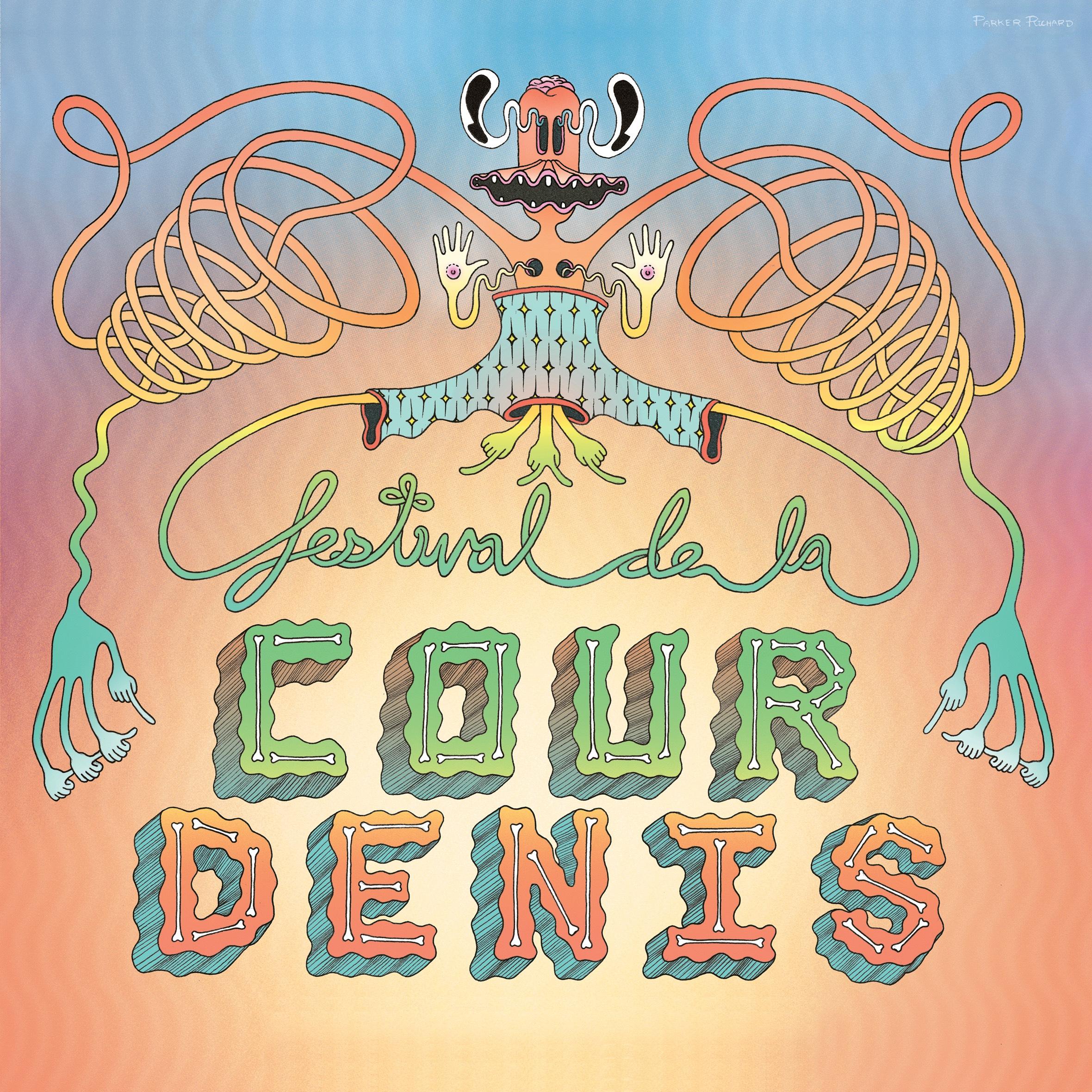 Festival de la Cour Denis 2016 Poster