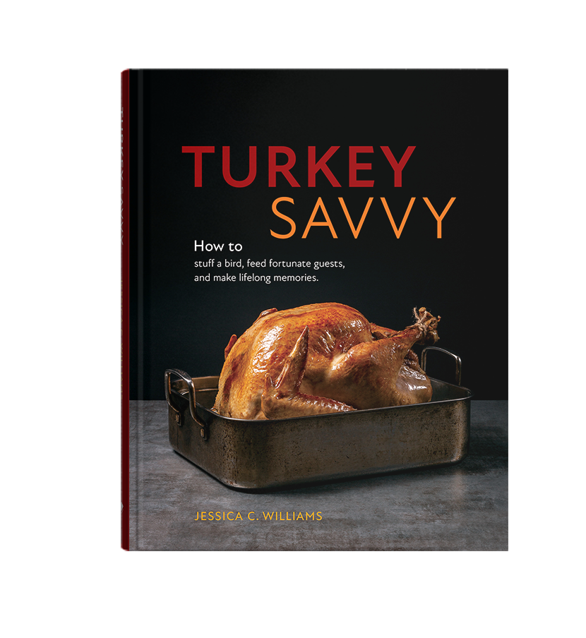 Turkey Savvy Cookbook Image