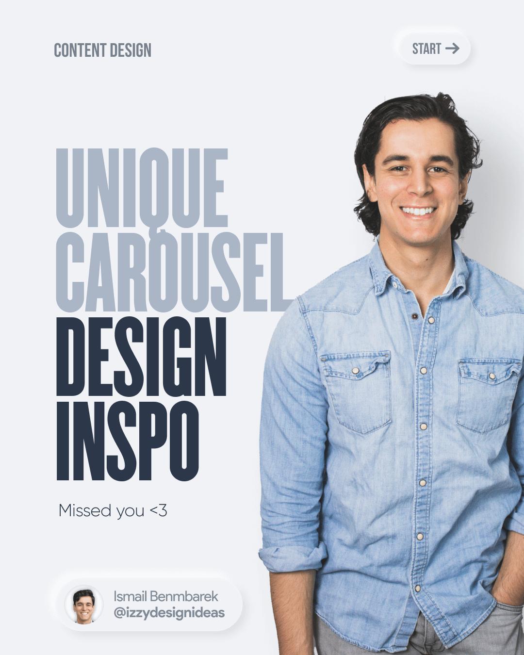 Instagram carousel