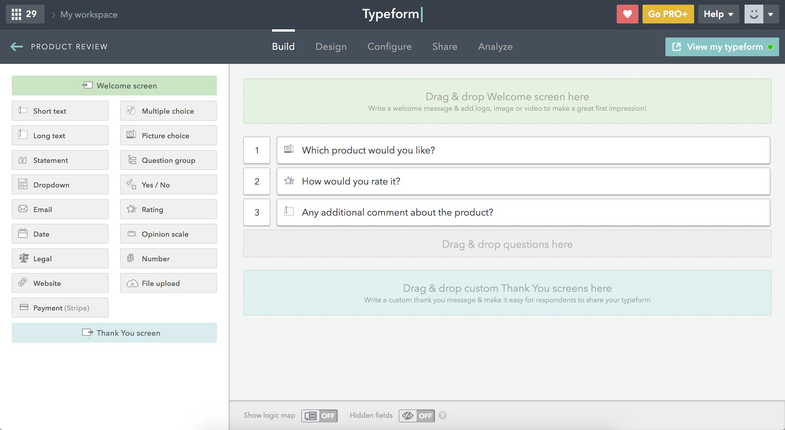 Image result for Typeform
