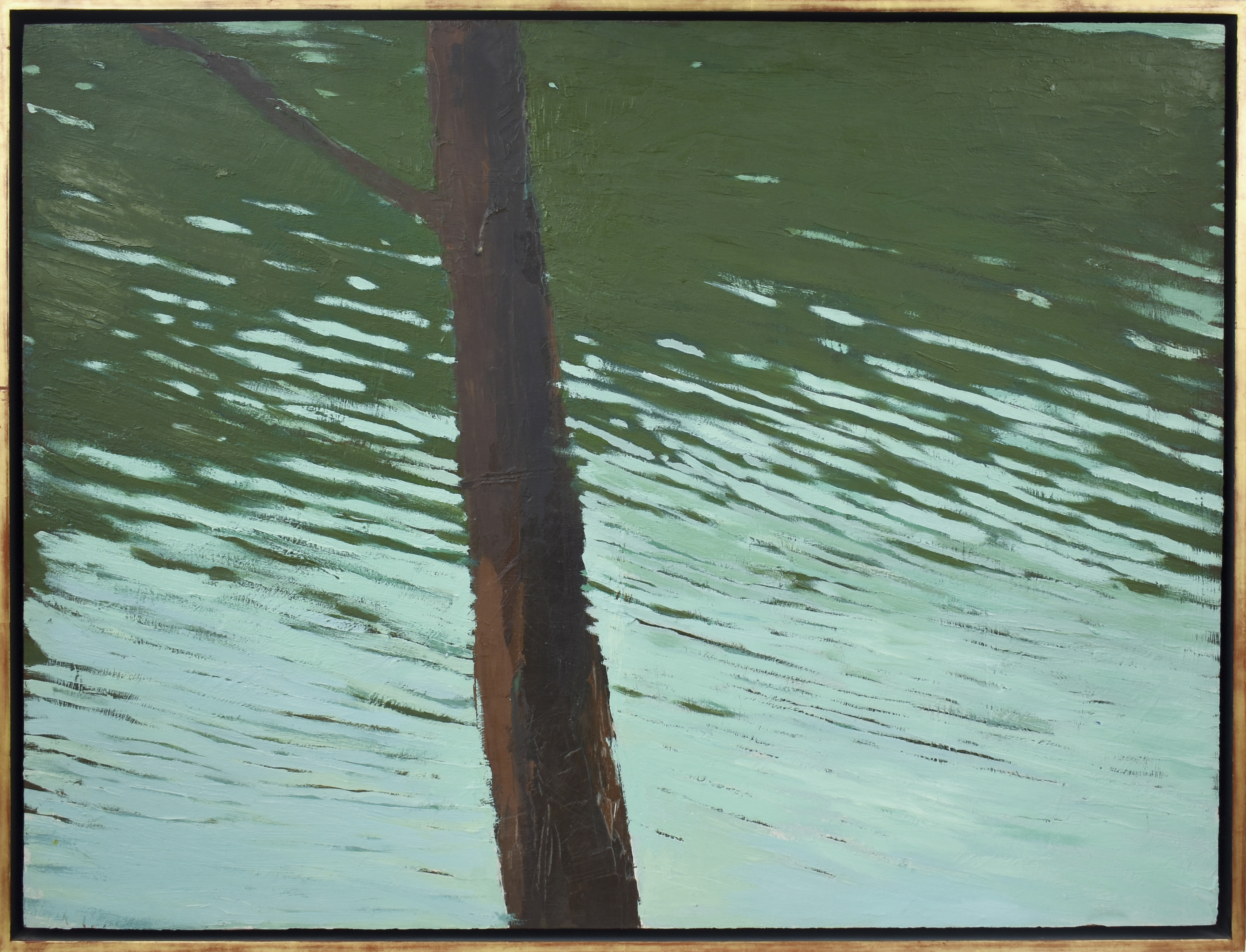 Christopher Brown Untitled Waterscape