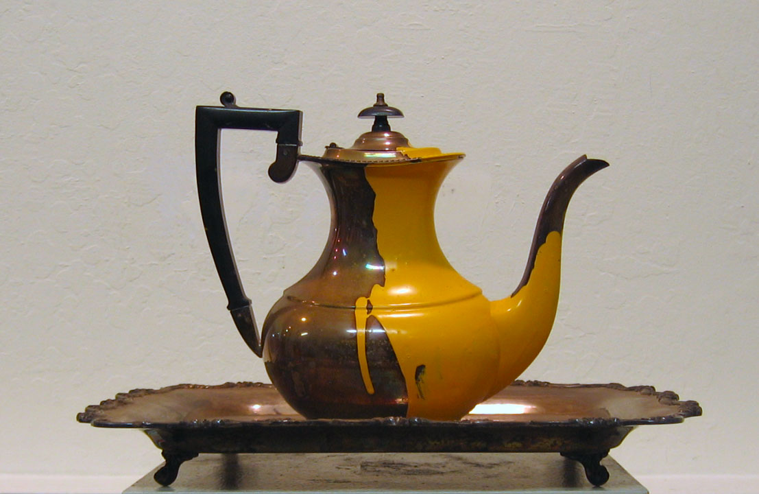 David Ireland Untitled (teapot)