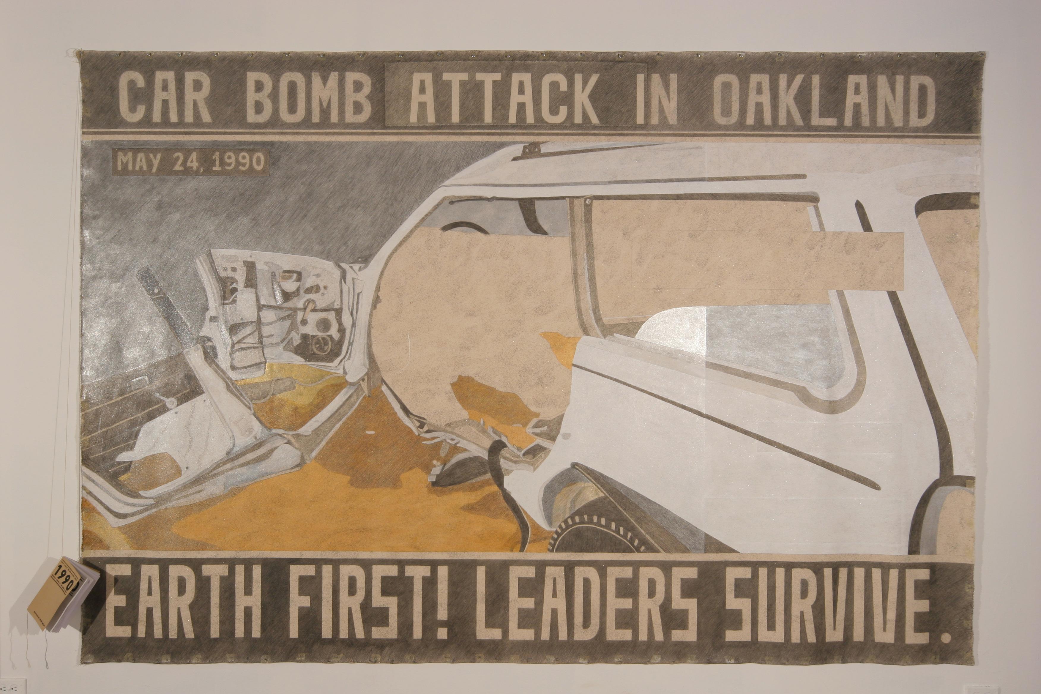 Rigo 23 Judi Bari Car Bombed