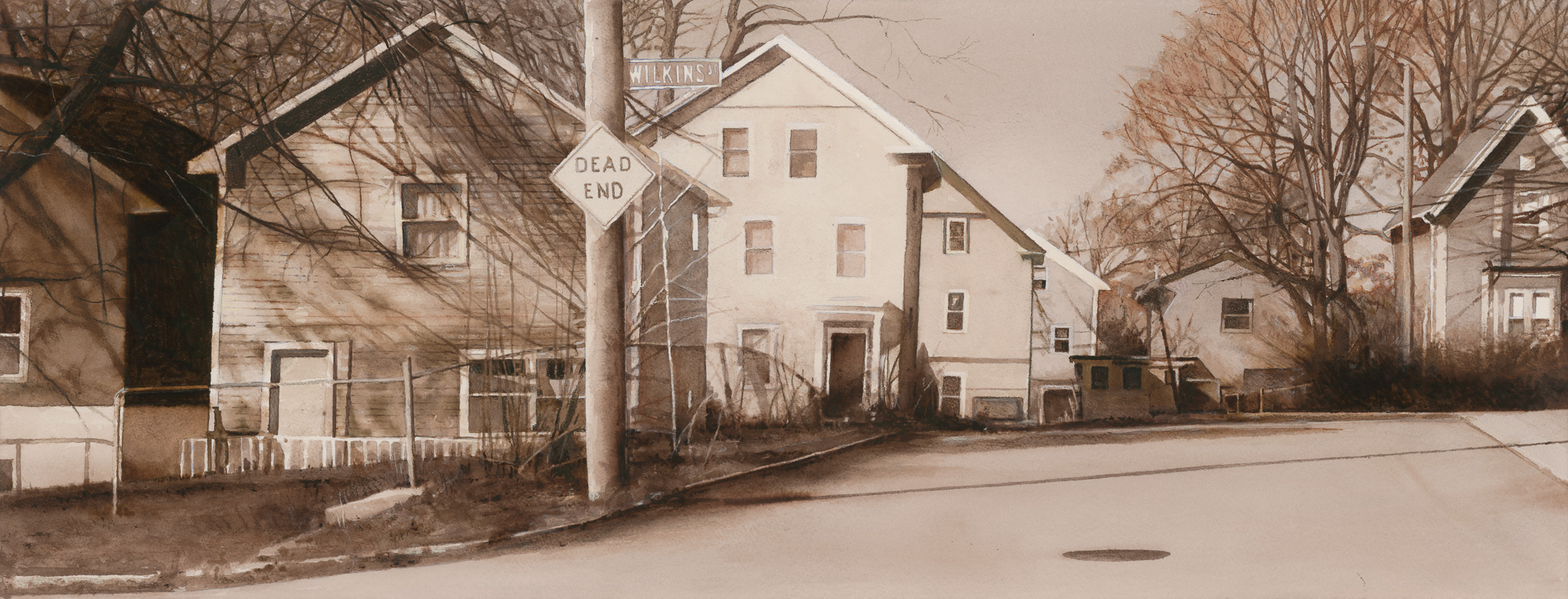 Mary Snowden Dead End