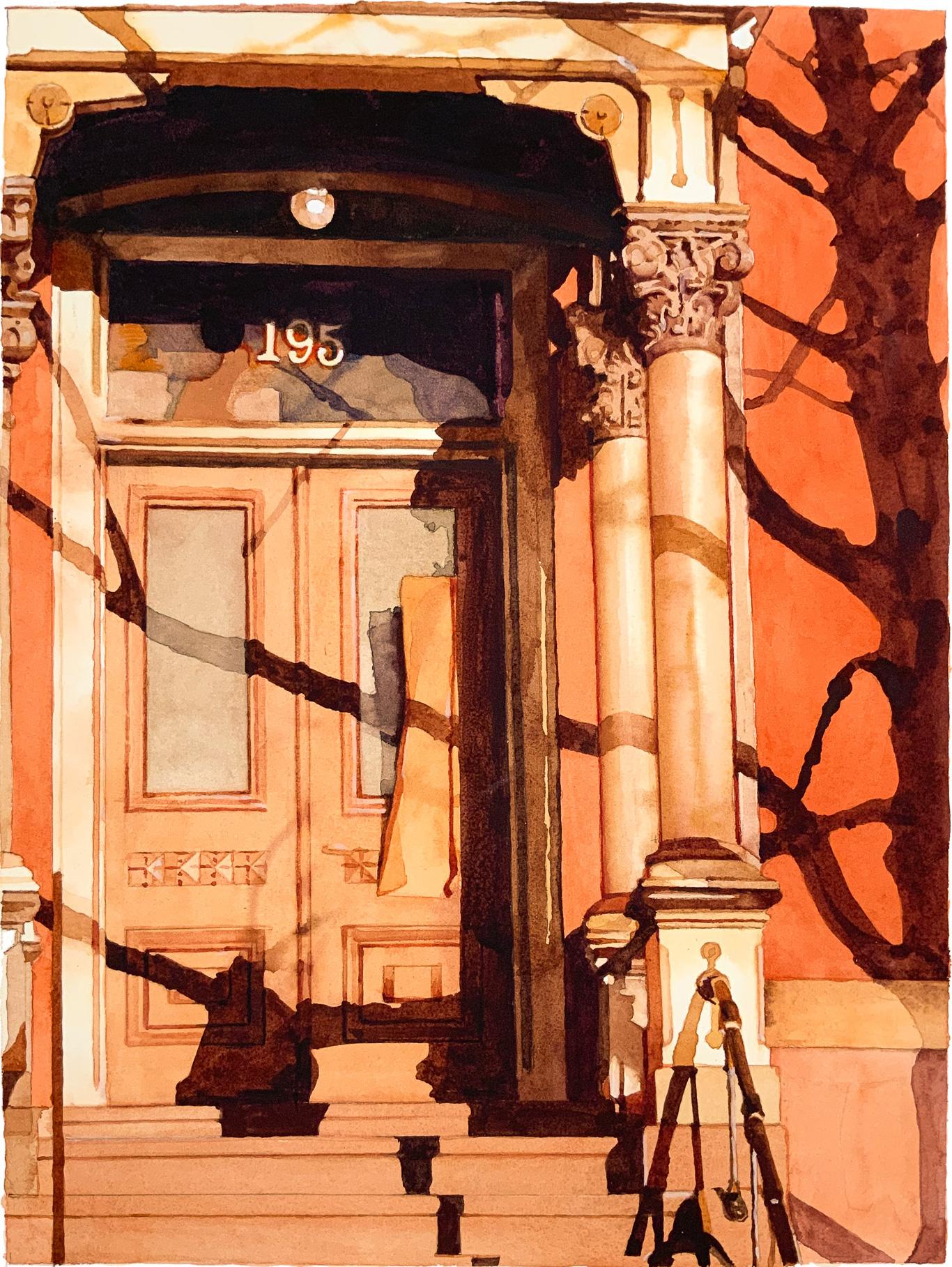 Mary Snowden Doorway
