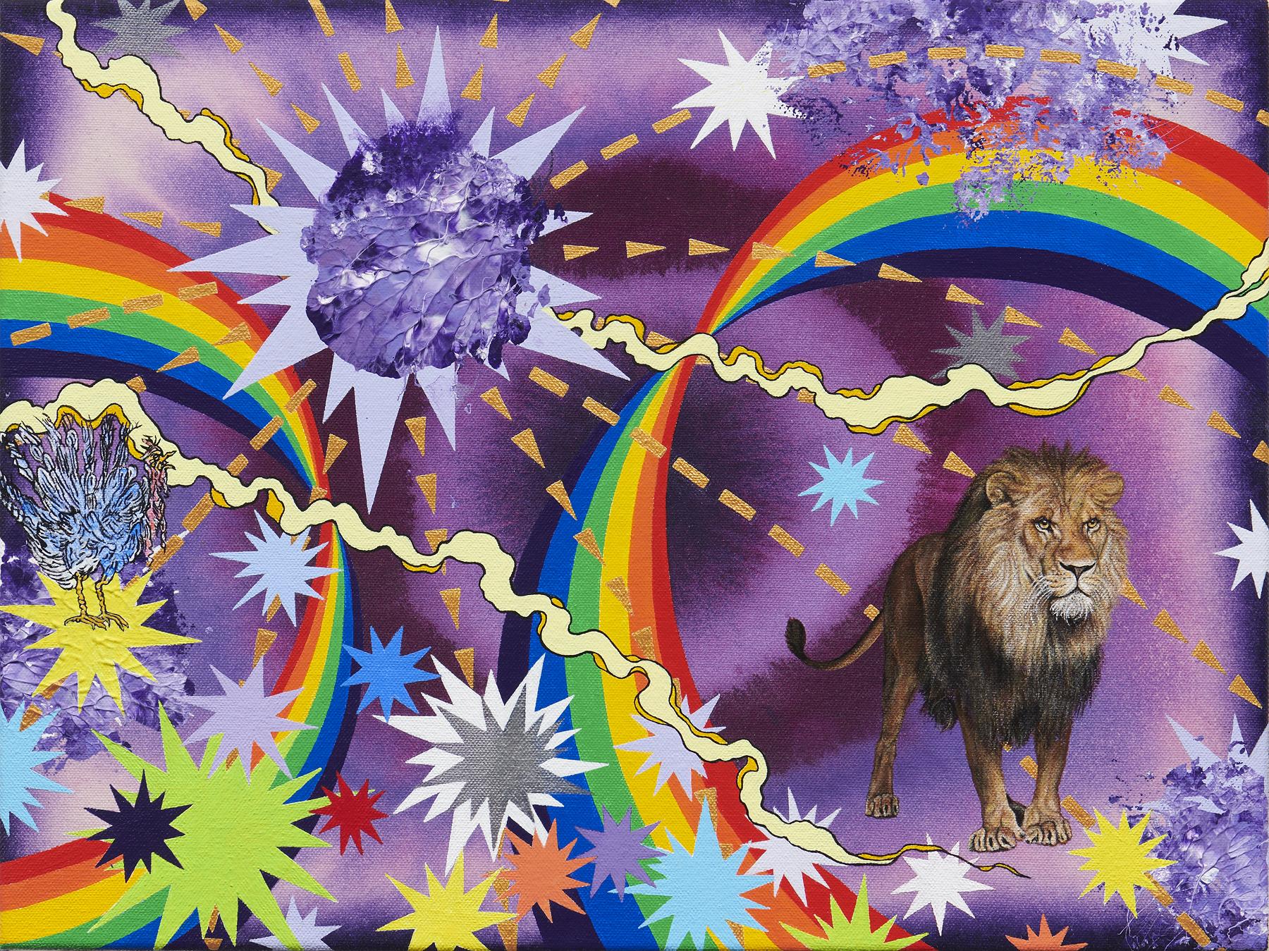 Kara Maria Pride (African lion)